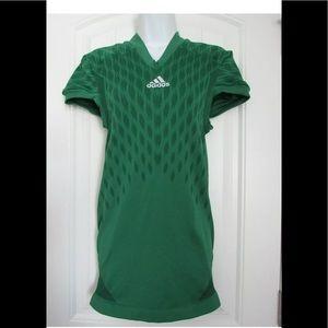 Adidas Athletic Spandex Cap Sleeve Mini Dress  NWT